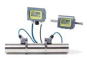 Clamp-on flow & energy meters
