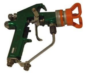 AA Plus pistol med RAC dyse