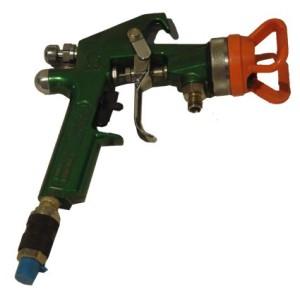 AA Plus pistol med GG4 dyse