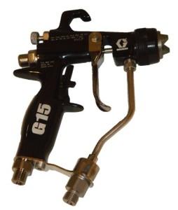 Pistol, G15, 105 bar