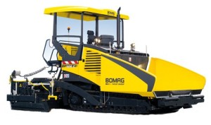 Bomag BF 600 C