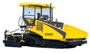 Bomag BF 600 C