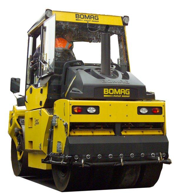 Bomag BW 154 ACP AM (7.400 kg)