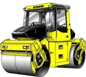 Bomag BW 174 AP (9.800 kg)