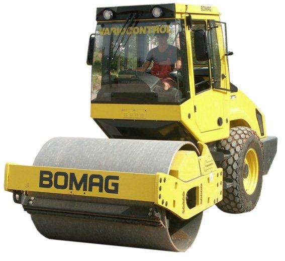 Bomag BW 177 DH-4 (7.840 kg)