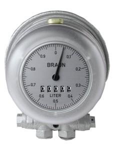 Braun Messtechnik fyringsoliemåler HZ3