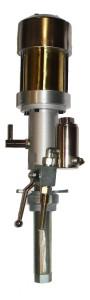 Pumpe til vandbaserede produkter