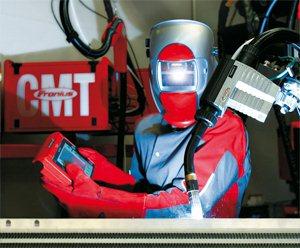 Fronius robot CMT MIG svejsning