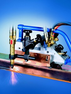Secator® SN kraftig transportabel skæremaskine