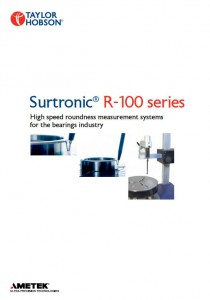 surtronic s series