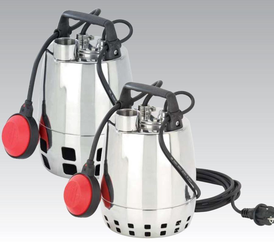 Calpeda GXR, GXV 25, GXR-R Dykpumpe