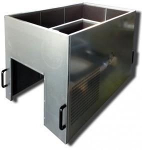 Soundproof enclosure