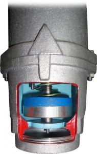 VRL valve