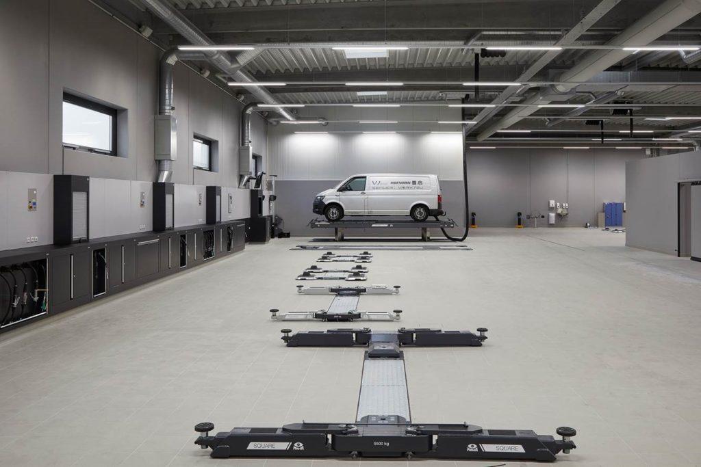 V. Løwener A/S hovedleverandør til Sølvsten Bilers nye værksted